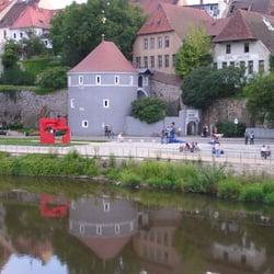 Blick von Polen auf den Turm der…