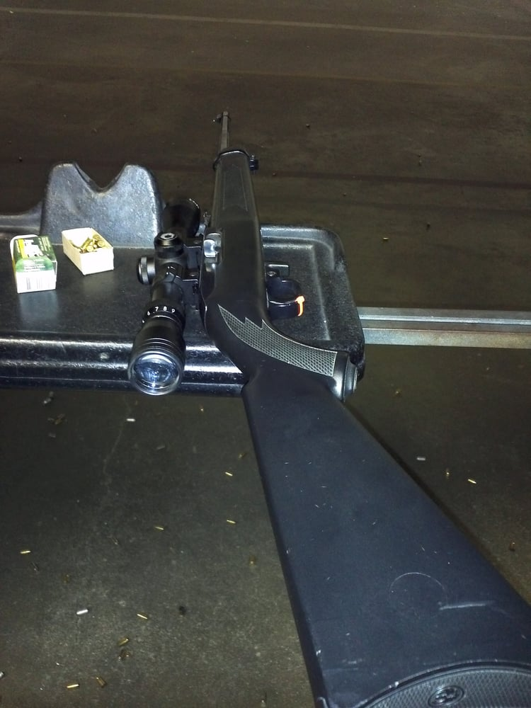 rangers shooting ranges near me