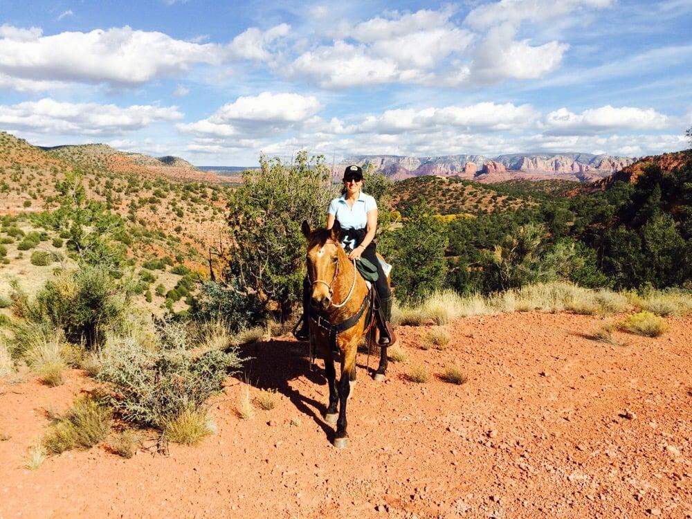 Horse affinity horseback riding sedona az united for Where to go horseback riding near me