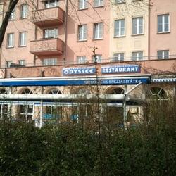 Taverna Odyssee, Berlin
