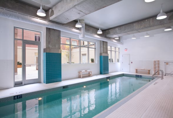 Swimming Lessons in the Jersey City and Hoboken Areas