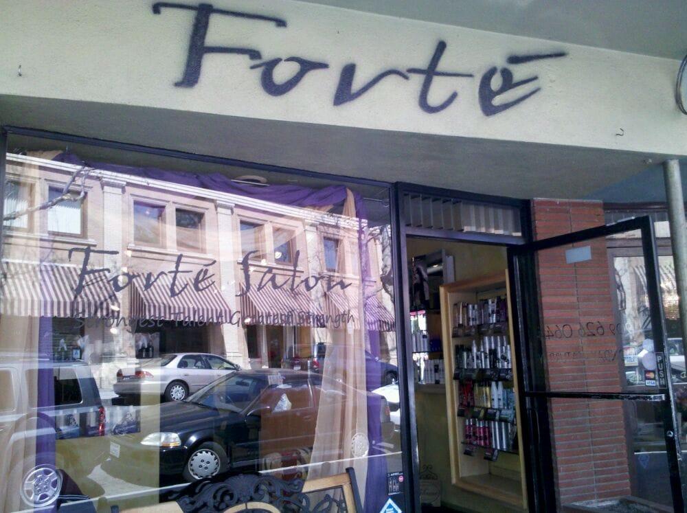 Forte salon fris rsalonger 280 w 2nd st claremont for 2nd street salon