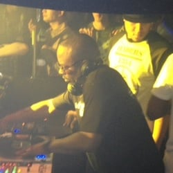 Dj jazzy Jeff at junk