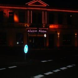 Aladin-Music-Hall Gastronomie, Bremen