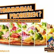 Hallo Pizza, Geesthacht, Schleswig-Holstein, Germany