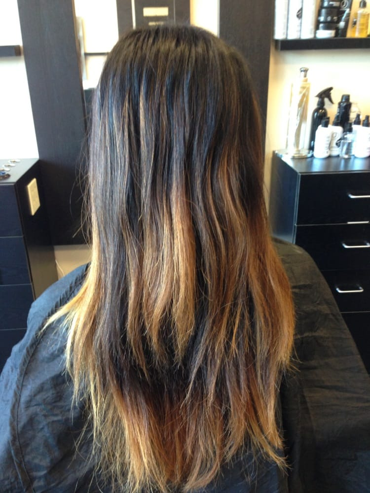 how to fix a bad ombre