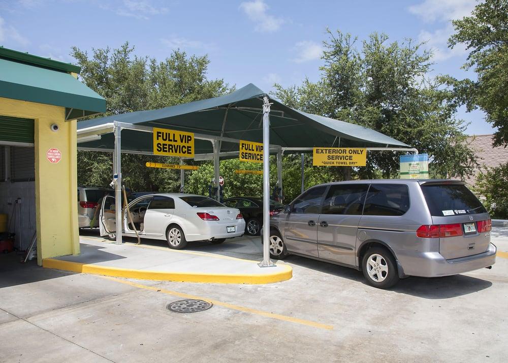 Tropical Car Wash Detail Center Sarasota Fl