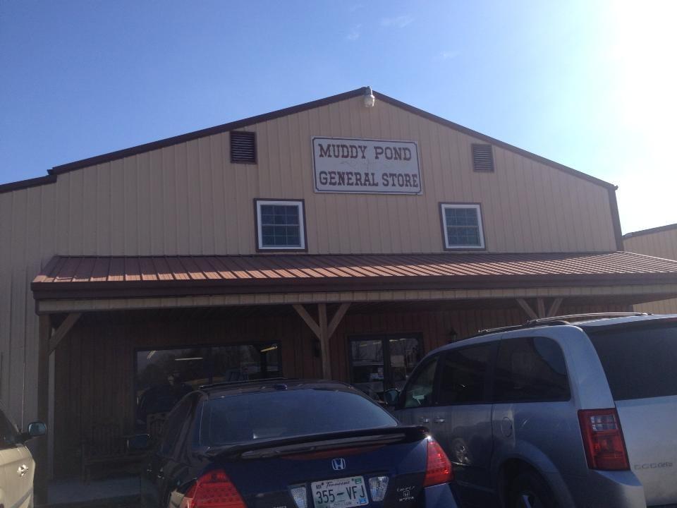 Muddy Pond General Store Monterey Tn Yelp