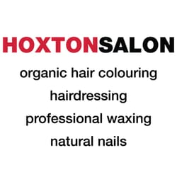 Hoxton Salon - award winning hair and beauty services