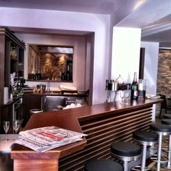 Die Bar im byblos