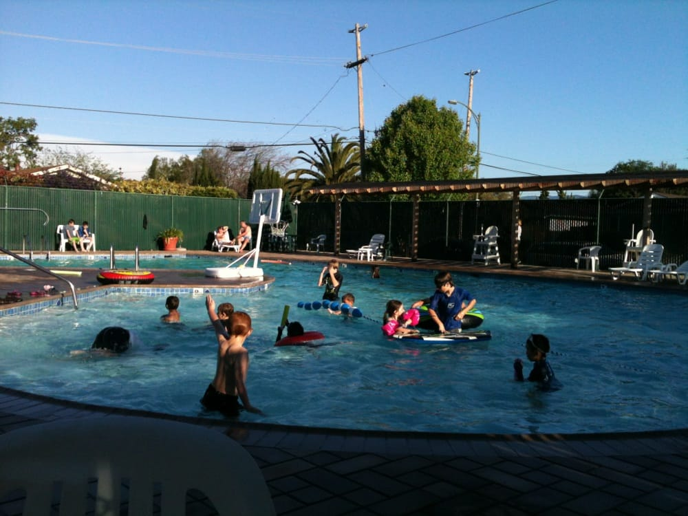 Queensborough Swim Club Swimming Pools West San Jose