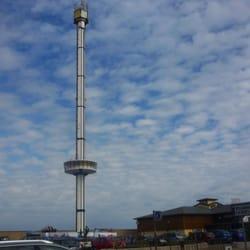 Sky Tower, Rhyl, Denbighshire