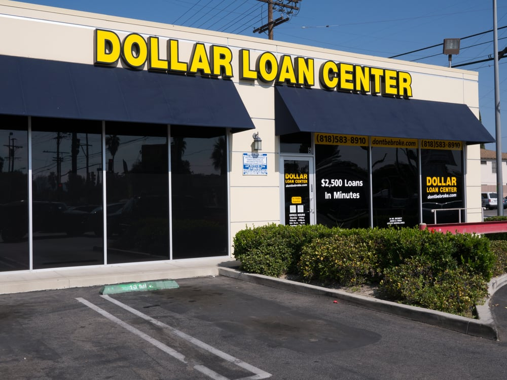 Bakersfield payday loan centers