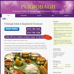 Purbo Bagh, Birmingham, West Midlands