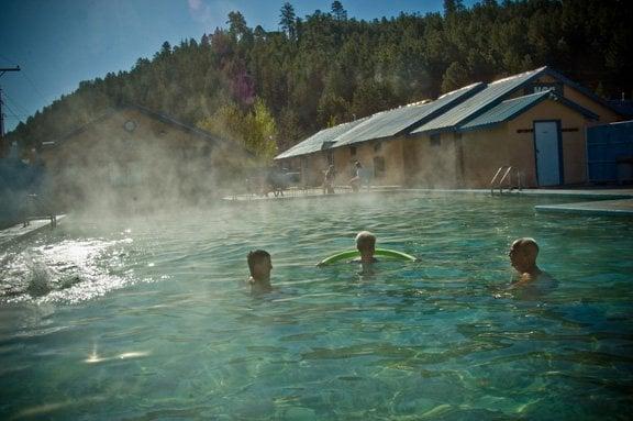 Healing Waters Resort Spa Pagosa Springs Co