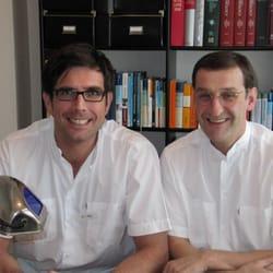Dr.Ries und Dr.Kröger