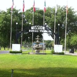 Mission Park Funeral Chapels & Cemeteries logo