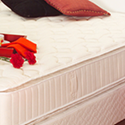 Folding Bed Twin Size 4x39x75 Navy Blue