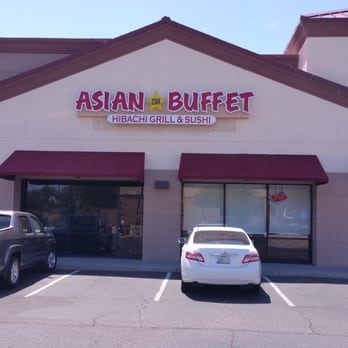 Lucky Star Asian Buffet