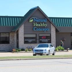 Natural healthy concepts customer service
