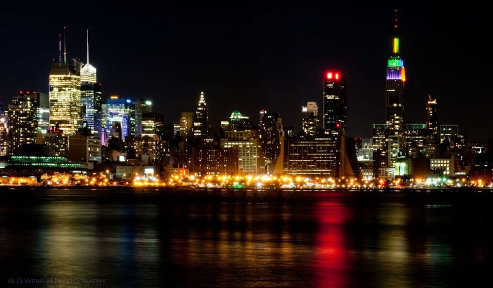 Weehawken (NJ) United States  City new picture : Chart House Weehawken, NJ, United States. NYC Skyline from Weehawken ...