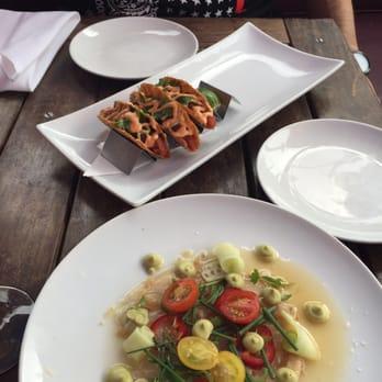 Larry s 323 photos 410 reviews gastropubs venice for Tuna fish tacos