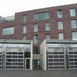Die Feuerwache 4 in Frankfurt…
