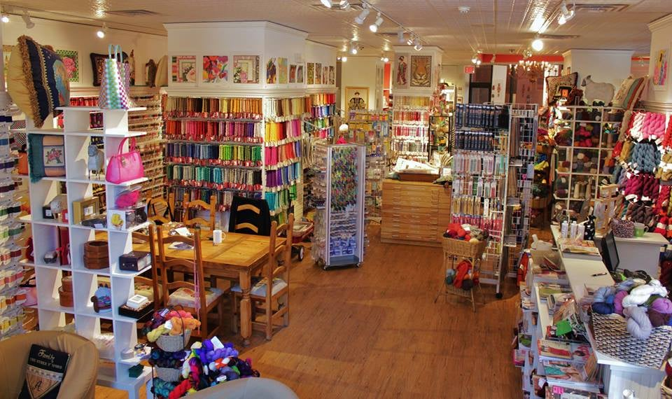 Knitting Supplies Near Me : Annie and company needlepoint knitting photos