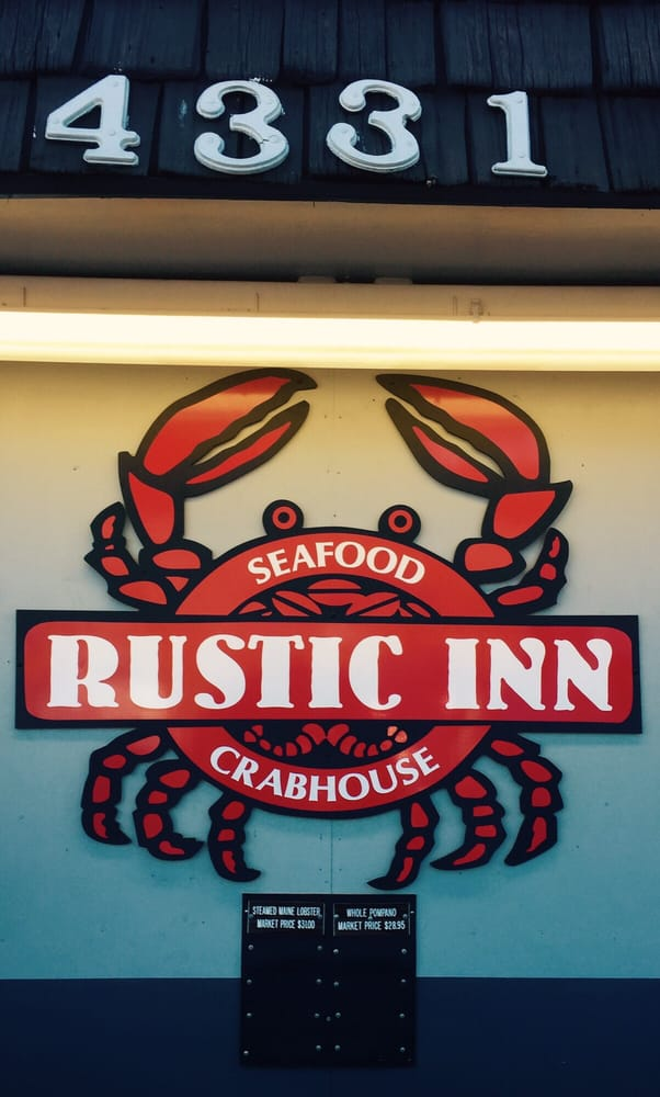 Rustic inn crabhouse 645 photos seafood fort for Rustic hotels near me