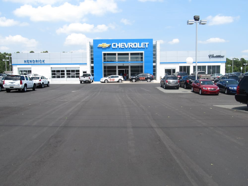 hendrick chevrolet cadillac car dealers monroe nc yelp. Cars Review. Best American Auto & Cars Review