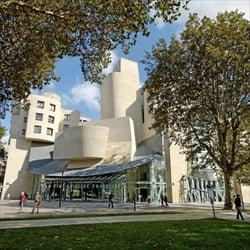 Cinémathèque - Paris, France. Cinémathèque française