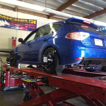 Cheap Car Alignment San Jose