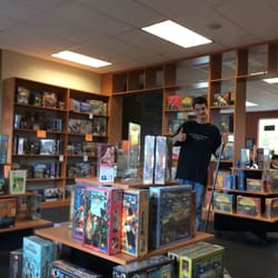 The greater Seattle area is home to many small hobby shops. Many are family-owned. There is a wide variety of products each carry, including model trains, plastic models, remote control planes and.