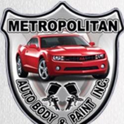 Metropolitan auto body paint 86 photos body shops for Auto paint shop las vegas