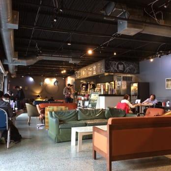 Black Hole Coffee Shop Houston