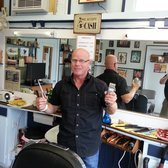 Barber Shop - Seattle, WA, United States. Adrian, the Sunday barber ...