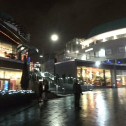 Bright lights of the bullring
