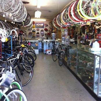 Pedal Pushing Bicycle Shop - San Diego, CA, United States
