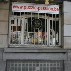 puzzle passion magasin de jouets bruxelles etterbeek r gion de bruxelles capitale avis. Black Bedroom Furniture Sets. Home Design Ideas