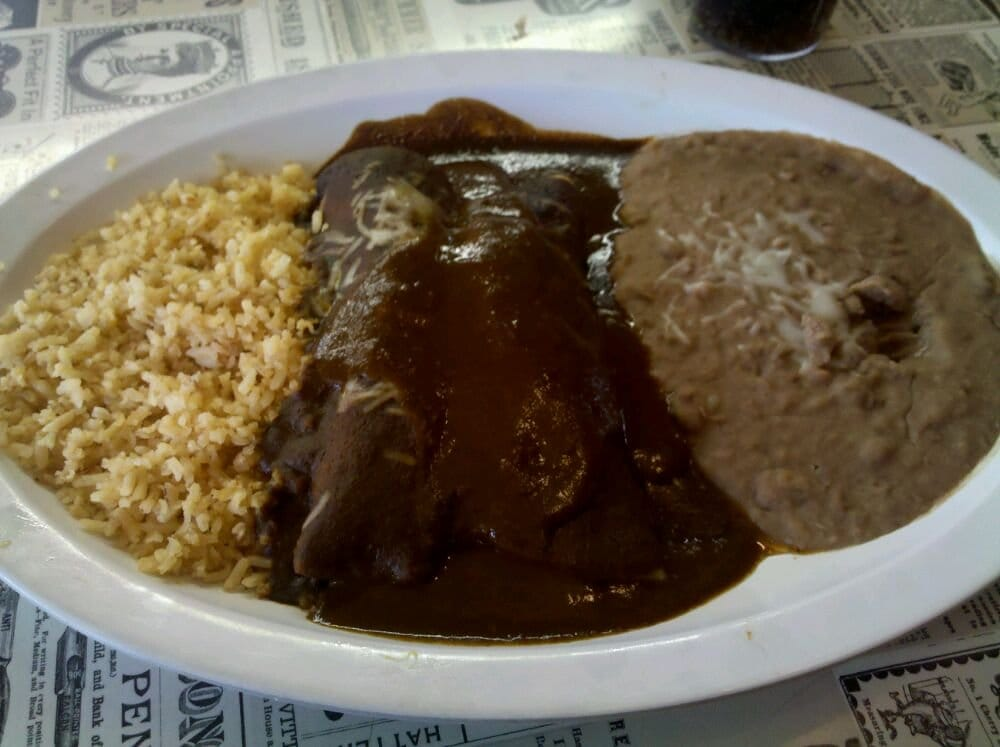 J s mexican american food closed burgers piedmont - Mexican american cuisine ...