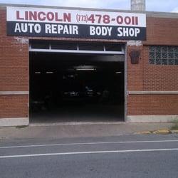 Lincoln Body Shop Auto Avondale Chicago Il Yelp