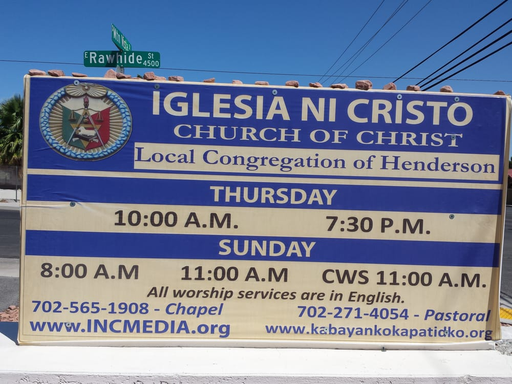 iglesia ni cristo dating sites Iglesia ni cristo's member, guilty – supreme inside the iglesia ni cristo tulad ng pagpatay sa mga dating iglesia nung panahon pa ng inquisisyon.