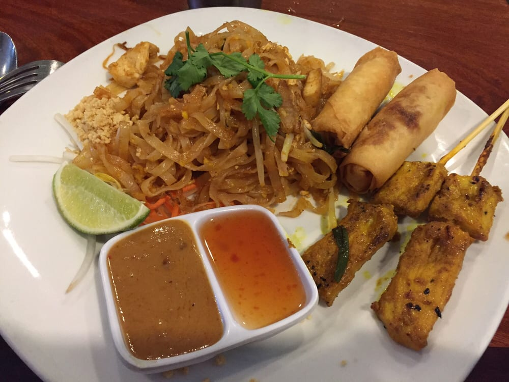 10 lunch special yelp for Ayara thai cuisine