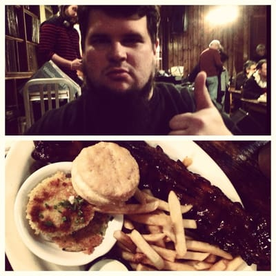 The Swallow At the Hollow - Totally approve of this joint. Amazing Ribs - Roswell, GA, Vereinigte Staaten