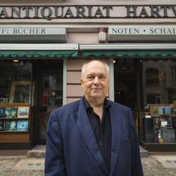 Robert Hartwig - Berliner Musikantiquariat, Berlin