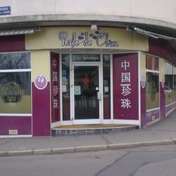 Perle de Chine, Thonon les Bains, Haute-Savoie