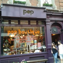Pop Boutique, London