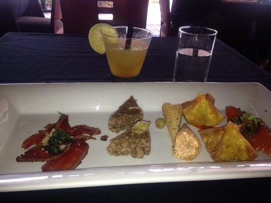 Ochre restaurant catering cairns queensland australia for Australian cuisine brisbane