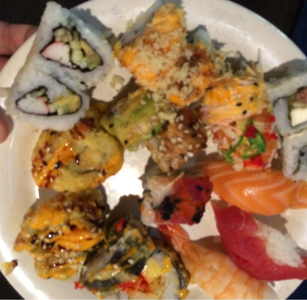Dragon Hibachi & Sushi Buffet - Japanese - Yelp
