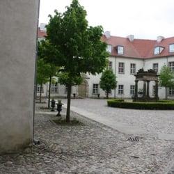 Blick in den Schloßhof